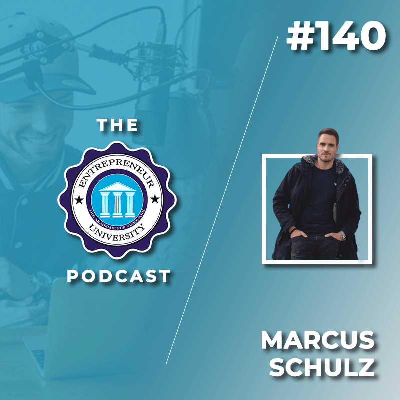 #140 - Marcus Schulz - So funktioniert Trading!